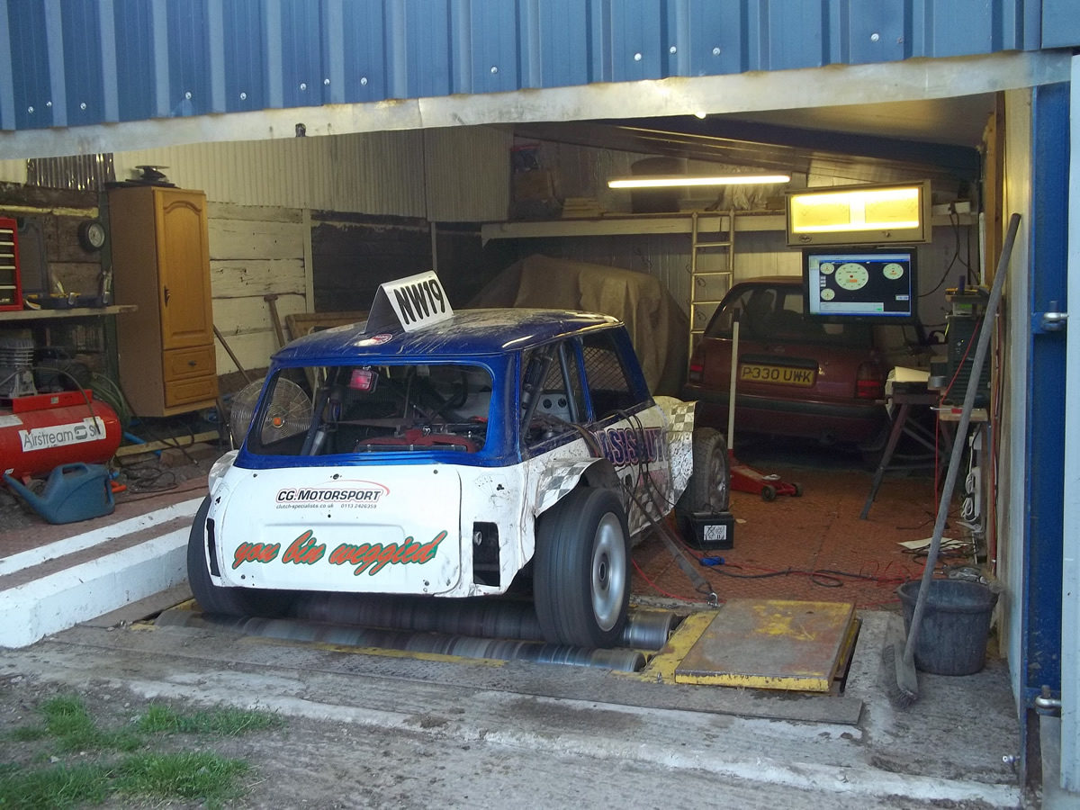 Dave Willett Motorsport - Dyno3