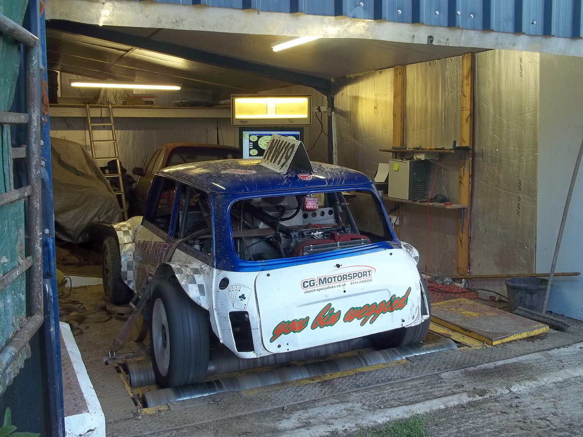 Dave Willett Motorsport - Dyno4